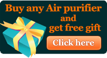 Buy any Air purifier and get free gift