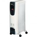 Delonghi EW6507W  Safeheat Portable Oil-Filled Radiator