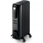 Delonghi EW7507EB  SAFEHEAT Digital Oil-Filled Radiator