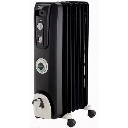 Delonghi EW7707CB  7 Fin Oil-Filled Radiator