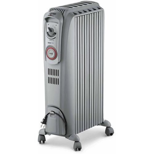 Delonghi TRD0715T  Oil-Filled Radiator, Heater