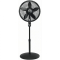 "Lasko 1843  18"" Adjustable Cyclone Pedestal Fan 3-Speeds"