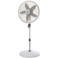 "Lasko 1850  18"" Remote Control Pedestal Fan 3-Speeds"