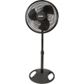 "Lasko 2521  16"" Oscillating stand Fan 3-speed, Black"