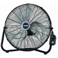 "Lasko 655650  20"" High Velocity Floor fan Quick Mount 3 Speed"