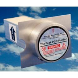 The PEAK In-Duct PCO air